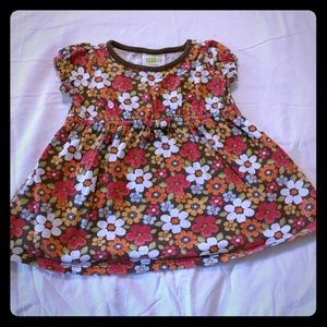 Crazy8 6-12M Flower Dress